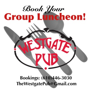 Westgate Pub Group Luncheon